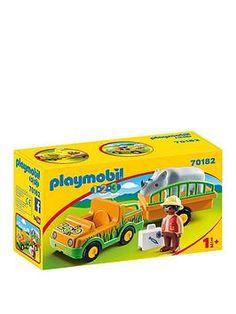 1 x Lego duplo horse trailer Green Wheel Yellow Pony Cart Carriage Cart Horse Dra