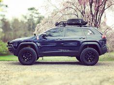 Jeep Cherokee Lift Kits, 2014 Jeep Cherokee Trailhawk, Jeep Trailhawk, Lifted Jeep Cherokee, 2014 Jeep Grand Cherokee, Cherokee Sport, Jeep Sport, Jeep Suv, Jeep Cars