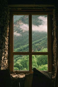 Nature Aesthetic, Travel Aesthetic, Window View, Through The Window, Northern Italy, Aesthetic Pictures, Future House, Aesthetic Wallpapers, Nature Photography
