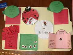 Rhema= LIFE: Ladybug, ladybug...