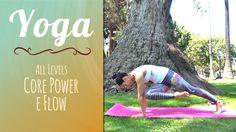 Core Power e Vinyasa - Yoga no Canal da Pri