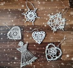 Christmas Ornaments, Holiday Decor, Silver, Jewelry, Home Decor, Jewels, Schmuck, Christmas Ornament, Jewerly