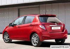 2018-2019 Toyota Yaris