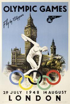 London 1948 Olympic Games - Pan Am