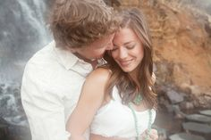 darling engagement of charlie + katie by Crissie McDowell at Lake Coeur d'Alene