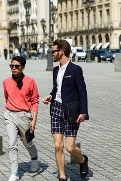 Style from Paris Fashion Week Menswear SS17