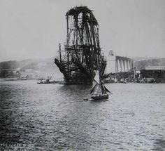 Forth Bridge – niesamowity most wspornikowy z XIX wieku
