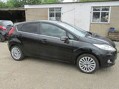 eBay: 2010, 60 REG FORD FIESTA 1.6 TDCI TITANIUM, DAMAGED REPAIRABLE SALVAGE #carparts #carrepair