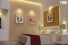 bedroom light interior design