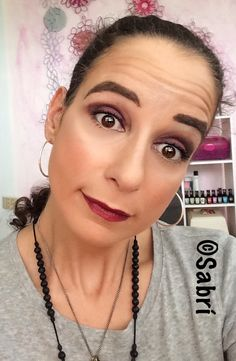 #coolweather has finally arrived in #puertorico and I can #play with my #newfallmakeup! Featuring @wetnwildbeauty #wetnwildbeauty: #velourvixen #eyeshadowtrio; #darkwine ##lipstick, #mellowwine and #rosechampagne #coloriconblush; #carnationanthem #highlightingstick, #reserveyourcabana, #theprincessdiaries #ombreblush, #coverall, #megalash. It's a #wildones day! #beauty #belleza #bellezza #makeup #cosmetics #cosmeticos #cosmetici #fabat40.