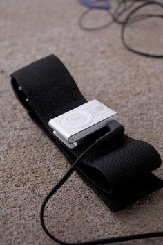 http://www.bmmagazine.com/home/mitzvah-store/bar-bat-mitzvah-gifts - iPod shuffle arm band (DIY)