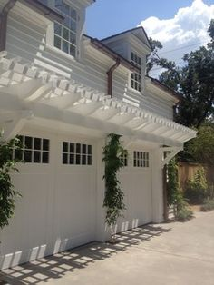 New construction - Traditional - Garage And Shed - houston - by Gunn Construction & Building Co.