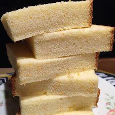Orange Sponge Cake Ingredients 6 Large Egg Yolks 70g Oil 100g Orange Juice 90g Cake