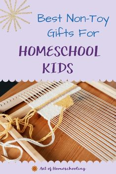 Shift to non-toy gifts this holiday season! A great way to combat too much stuff and simplify. Here are the best non-toy gifts for homeschooled children! An essential list of fun, delightful gifts for children that AREN'T toys! To help inspire wonder & discovery, nurture creativity & passion. Non Toy Gifts, Gifts For Kids, Baby Gifts, Drawing For Kids, Art For Kids, Unique Baby Clothes, Subscription Boxes For Kids, Electronic Kits, Chalkboard Drawings