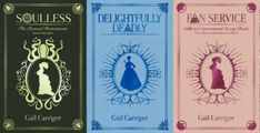 DELIGHTFULLY DEADLY Omnibus from Subterranean Press! - Gail Carriger Gail Carriger, Fan Service