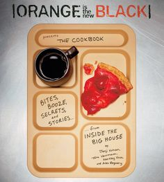 The release day of Orange Is The New Black is almost here! Ok, ok  not for season 3 yet – but at least we get to check out the new cookbook based on the show's theme!
