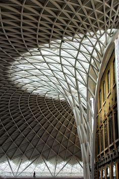 King's Cross Station. John McAslan. By Kevin Bleasdale.