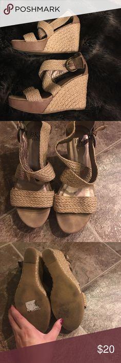 BKE sandals Fun shoes Buckle Shoes