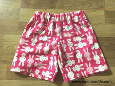 Kids Clothes Week How to Sew PJ Pants (10)