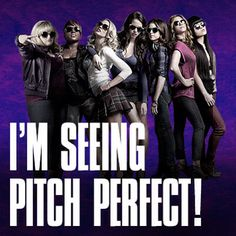 I'm seeing Pitch Perfect! Pitch Perfect Movie, Great Movies, Movies Showing, Good People, Joker, Lol, Songs, Memes, Fictional Characters
