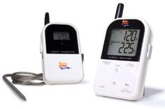 Maverick Et-732 Remote Bbq Smoker Thermometer. Want it? Own it? Add it to your profile on unioncy.com #gadgets #tech #electronics #gear
