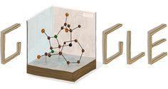Στην Dorothy Hodgkin αφιερώνει το σημερινό doodle η Google. Πριν από 104 χρόνια στις 12 Μαίου 1910 γεννήθηκε η μεγάλη Βρετανίδα χημικός όπου σπούδασε στο Somerville College της Οξφόρδης.