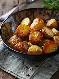 Pomme de terre au four : Recette de Pomme de terre au four - Marmiton   500g de PDT : 10pp (2pp les 100g)