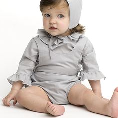 Peto azul Sainte Claire French Kids, St Claire, Kids Wardrobe, Playsuits, Hooded Jacket, Kids Outfits, Kids Fashion, Rompers, Hoodies