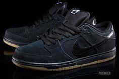 """Nike SB Dunk Low Pro """"Black Snakeskin"""" - KicksOnFire.com"""