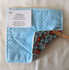 Your place to buy and sell all things handmade Fabric Crafts, Sewing Crafts, Small Poems, Prayer Stations, Little Prayer, Small Sewing Projects, Prayer Shawl, Church Crafts, Craft Gifts