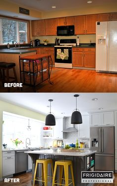 Check Out How Jennaburger Diy Blogger Upgraded Her Kitchen