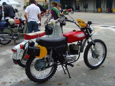 1971 Aermacchi Harley-Davidson 125 What else can you expect, this really excites me makes me interested more