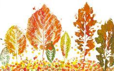 Co można zrobić z jesiennych liści? Autumn Crafts, Fall Crafts For Kids, Nature Crafts, Kids Crafts, Art For Kids, Autumn Art Ideas For Kids, Fall Art Projects, Projects For Kids, Autumn Activities