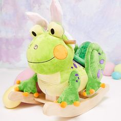 Take a look at the In Time for Easter: Rockabye event on zulily today!
