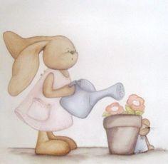 imagenes de conejos infantiles - Buscar con Google