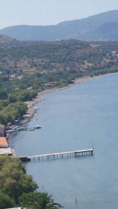 Molivos Greece, River, Spaces, Adventure, Outdoor, Greece Country, Outdoors, Adventure Movies, Outdoor Games