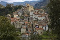 A picture of Cosenza, Calabria, Italy. My paternal grandfather's hometown. I hope to visit one day.