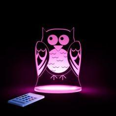 Aloka Owl SleepyLight