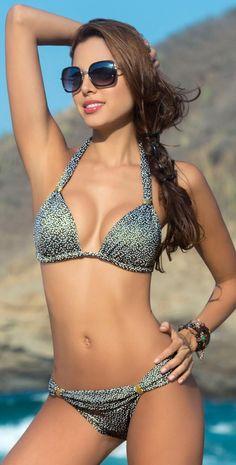 Sandoratto 2014 Shiny Dots Bikini