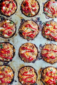 Muffin Tin Meatloaf: Freezer Friendly Meal - Some the Wiser