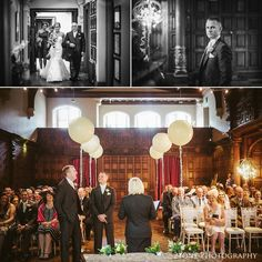 Preparing for the wedding ceremony at Jesmond Dene House in Newcastle by 2tone Photography www.2tonephotography.co.uk
