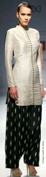 Nehru style Jacket Designer kurti