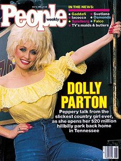 photo | 1980, Country Music Stars, Divas, Dolly Parton Cover, Dolly Parton