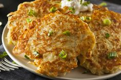 Nothing warms my heart more than an opportunity to turn boring leftovers into an amazing meal. These potato pancakes are guaranteed to leave your family full and you won't find