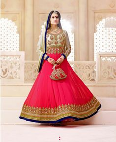 Z Fashion Trend: DESIGNER FULL SLEEVES FLOOR LENGTH ANARKALI