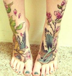 Gorgeous! I'd want this on my ribcage!!!