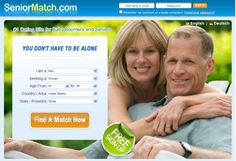 The largest and most effective dating site for baby boomers and seniors! Many members are well educated, successful, and young at heart!    SeniorMatch focuses on users over 50 years of age, and does not allow members under the age of 30. By doing so, we maintain a consistent age range dedicated specifically to mature members interested in meeting others online.