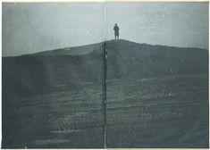 Anselm Kiefer, Siegfried vergißt Brunhilde, (details, pages 2-3), 1969, 60 x 45 x 5,5
