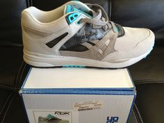Reebok Ventilator Quannum Projects. Like PB when hip hop & sneakers collide.