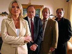 'New Tricks',   British entry to crime  solving Brit Mystery series.  Amanda Redman (Sexy Beast) stars.